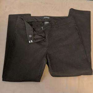 Charcoal grey van Heusen work pants